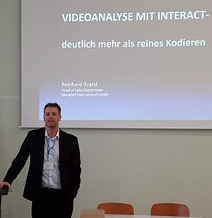 Vortrag -Videoanalyse mit INTERACT