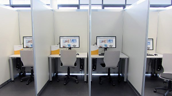 Usability and UX Lab for multiple participants