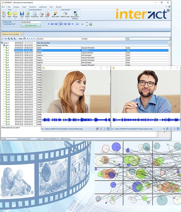 INTERACT - Software zur Videoanalyse
