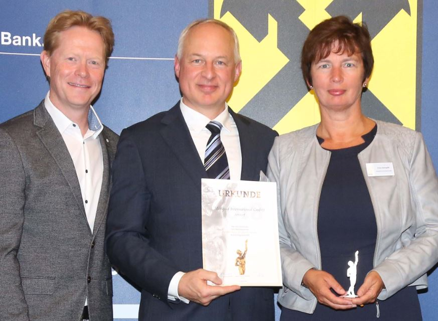 Pascal Mangold receives major business award nomination from legend ski jumper Dieter Thoma