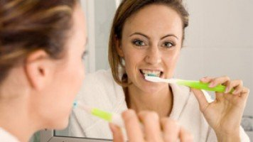 Tooth-brushing – the right way!